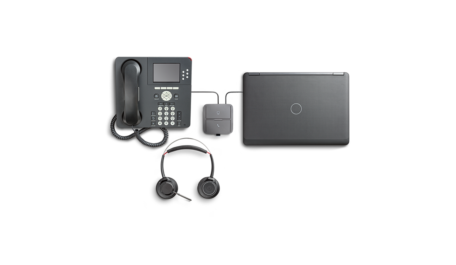 How Do You Connect A Plantronics Usb Headset To A Desk Phone Call One Inc