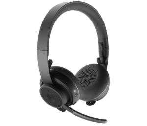 Active Noise Cancelling Headsets Logitech Zone Wireless