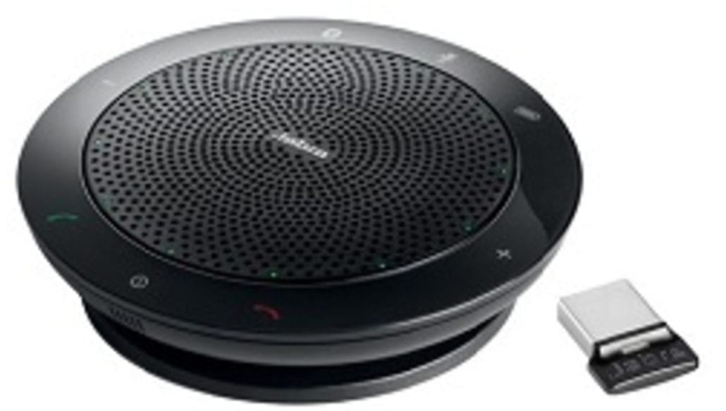 Jabra Speak 510  UC Speakerphones Hybrid Work