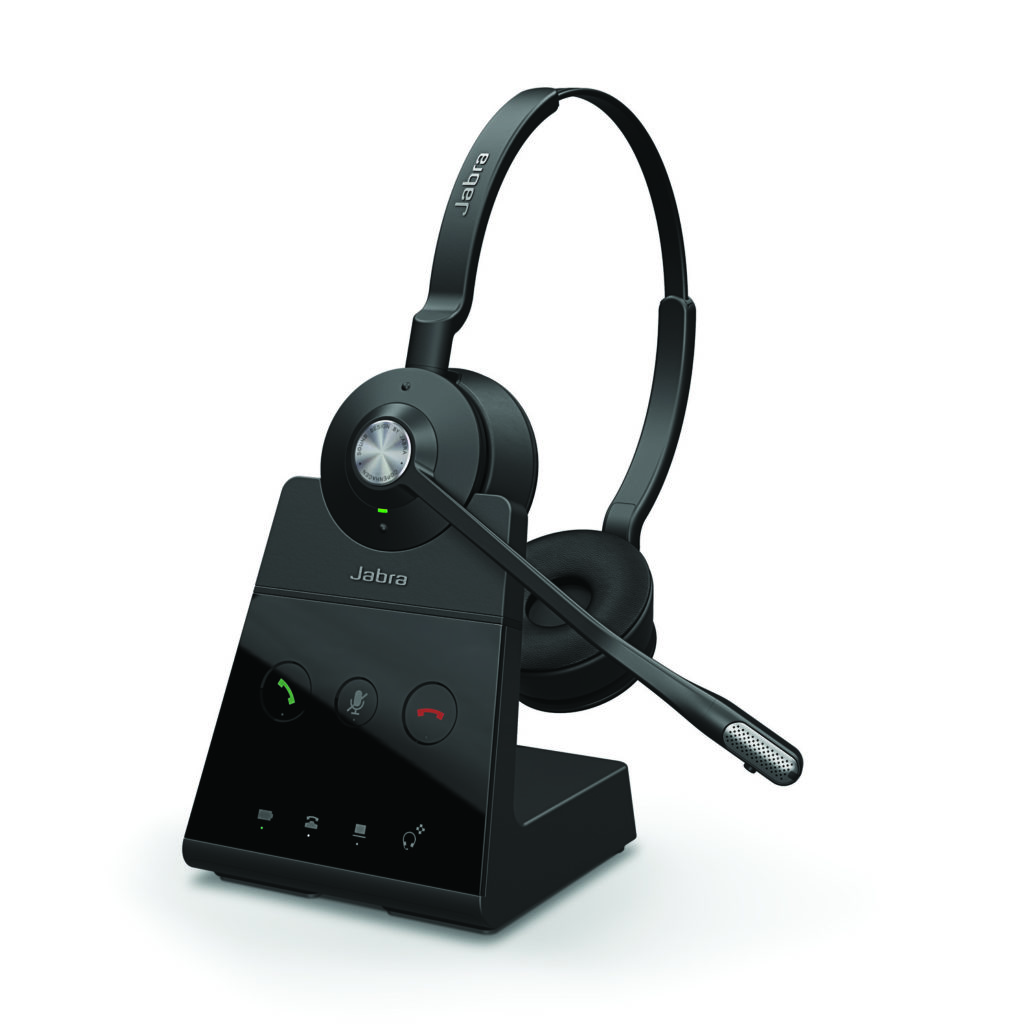DECT headsets Hybrid Work