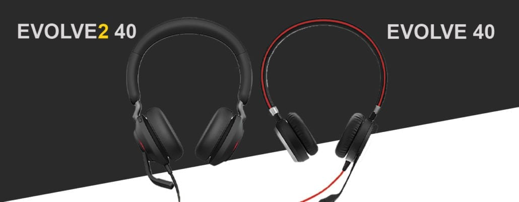Jabra Evolve header