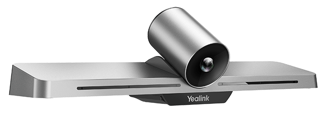 Yealink VC210 telehealth front angle1