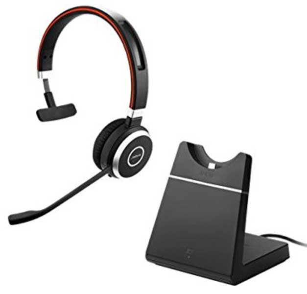Wireless Headsets Jabra Evolve 65