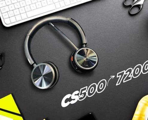 What Replaced Plantronics CS500 Series