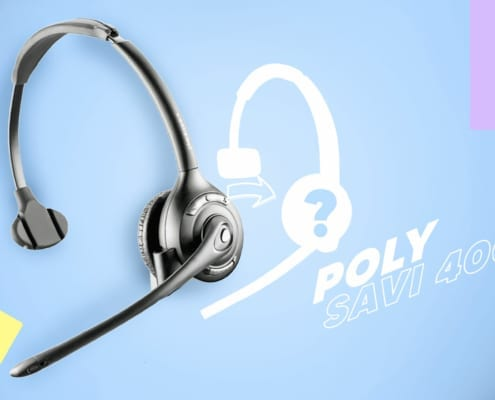 What Replaced Poly Savi 400