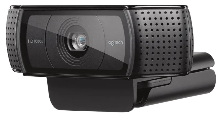 Logitech C920e Webcam