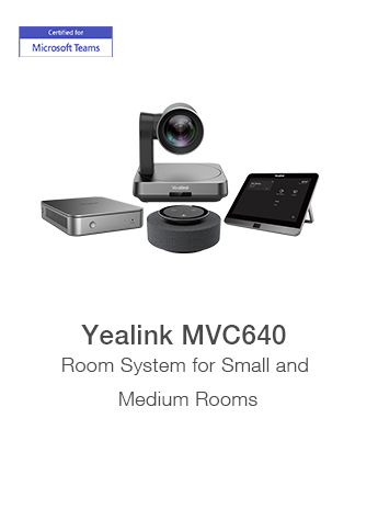 Yealink Large Group Solutions