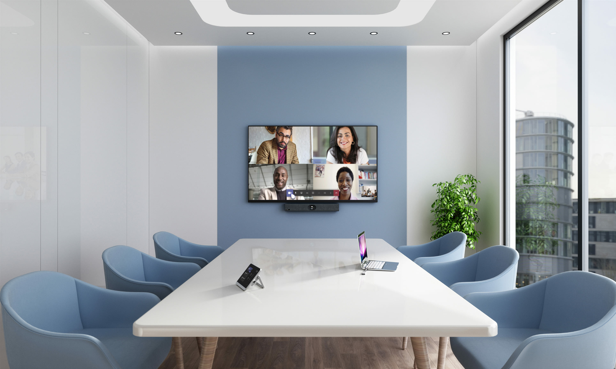 All-in-one Video Bars